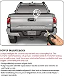 TOYOTA Genuine 2019 & Newer Tacoma Short Wheelbase Tailgate Lock (PK3B6-35JS0)