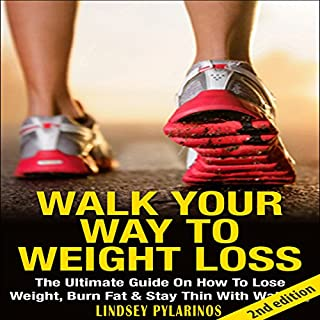 Walk Your Way to Weight Loss                   By:                                                                                                                                 Lindsey P                               Narrated by:                                                                                                                                 Millian Quinteros                      Length: 1 hr and 46 mins     10 ratings     Overall 4.1