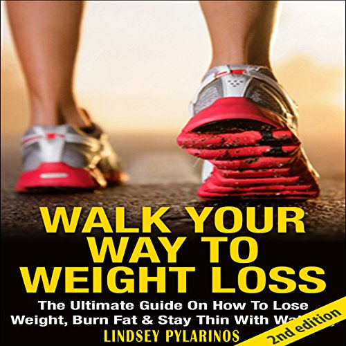 Walk Your Way to Weight Loss audiobook cover art