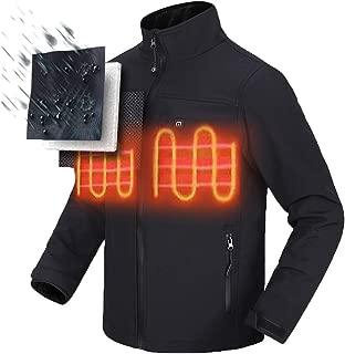 Mens Full Zip Thor Fleece Jacket Work Outdoors Hiking Warm 300 gsm FG300