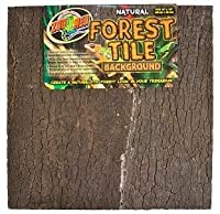 Zoo Med Natural Forest Cork Tile, Medium, 12 x 18-Inches by Zoo Med