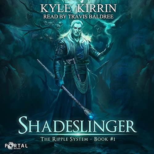 Shadeslinger cover art