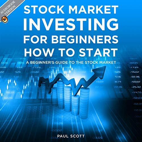 『Stock Market Investing for Beginners - How to Start』のカバーアート