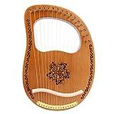 Harpe à 16 cordes, instrument de...