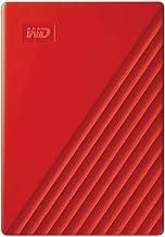 WD 4 TB My Passport disco duro portátil con protección con