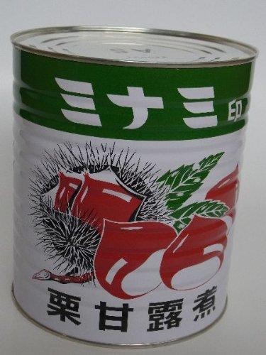 栗甘露煮缶AS