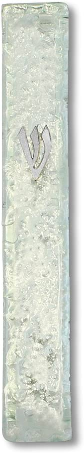 My Daily Cheap super special price New color Styles Mezuzah Case Transparent - Jewish Glass Blessing