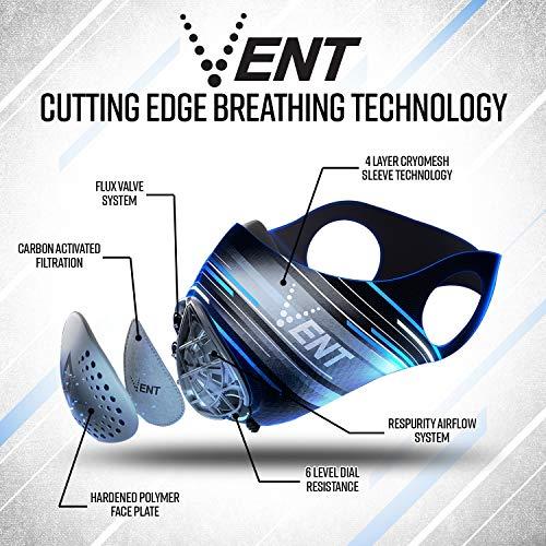 VENT Filtration Mask | Filtration for UTV ATV Allergen Pollution | Dust, Pollen, Construction