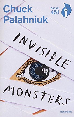 Invisible monsters. Con Segnalibro