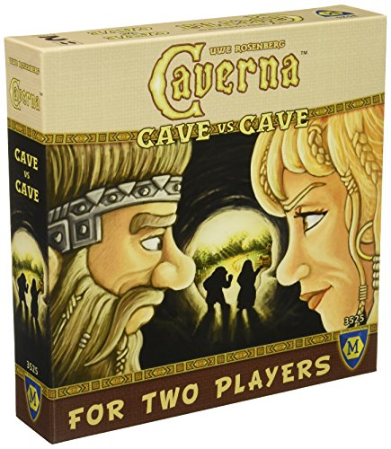 Mayfair Games Europe GmbH MFG03525 Caverna vs Cave Brettspiel