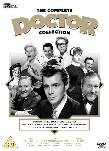 The Doctor - Complete Collection [Edizione: Regno Unito]