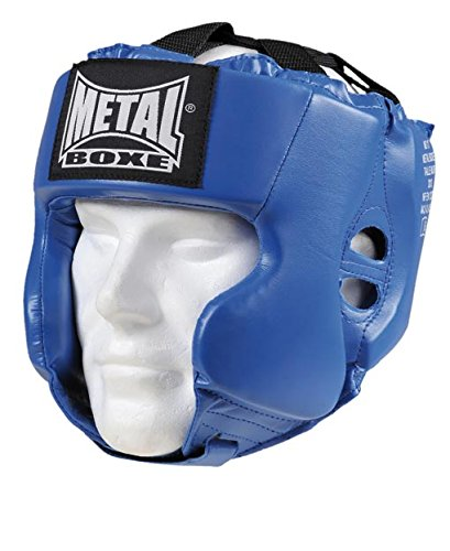 METAL BOXE MB117 Casque Bleu Senior