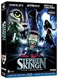 Stephen King Film Collection Esclusiva Amazon (3 Blu-ray) [Tiratura Limitata Numerata 1000 Copie] (Collectors Edition) (3 Blu Ray)