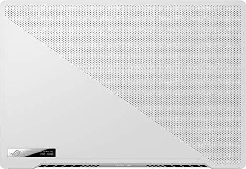 Product Image 8: ASUS ROG Zephyrus G14 14″ VR Ready 120Hz FHD Gaming Laptop,8Core AMD Ryzen 9 4900HS(Beat i7-10750H),16GB RAM,1TB PCIe SSD,Backlight,Wi-Fi 6,USB C,NVIDIA GeForce RTX2060 Max-Q,Win10 (Moonlight White)