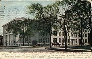 Home Office and Auditorium, Northwestern National Life Insurance Company Original Vintage Postcard