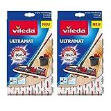 Vileda Ultramat/1–2Spray para fundas doble Pack, 1er Pack (1x 2unidades)