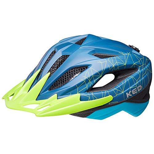 KED Street Junior MIPS - Casco para bicicleta (49-55 cm, incluye banda...