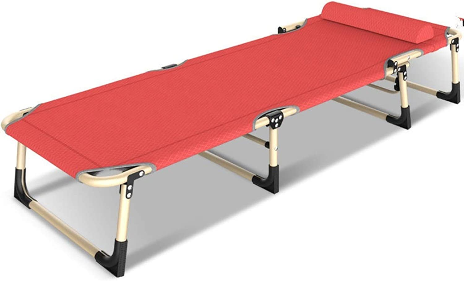 Sun Loungers, Folding beds, Lounge Chairs, Midday nap, Simple Portable Camp Bed, Beach Chair SAN_Y