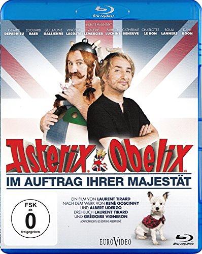Asterix & Obelix - Im Auftrag Ihrer Majestät [Blu-ray]
