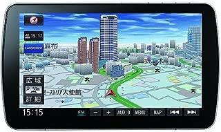 WASHODO パナソニック Panasonic Strada Fシリーズ 9型 カーナビ用 樹脂製 液晶保護フィルム 防指紋加工 反射防止 抗菌 気泡ゼロに (CN-F1SD) 541-0005-01