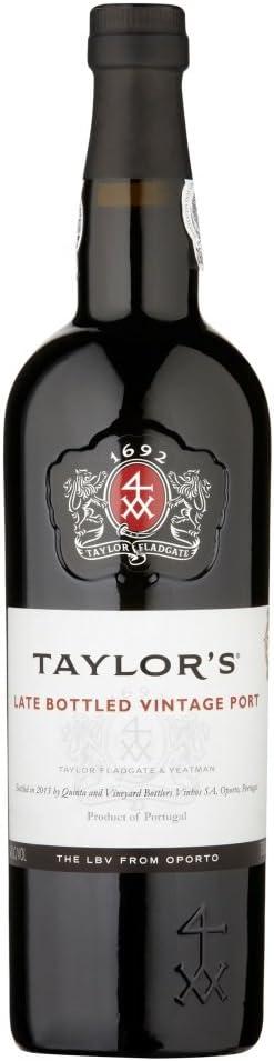 Taylor's Late Bottled Vintage Port 2015 20% - 750 ml