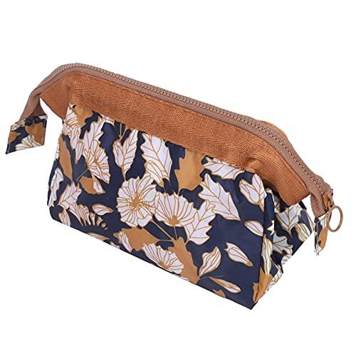 Bolsa bolsa, bolsa cosmética portátil impermeável reutilizável durável para casa para viagens