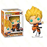 Lotoy Funko Pop Animation : Dragon Ball Z - Super Saiyan Goten (Hot Topic Exclusive) 3.75inch Vinyl ...