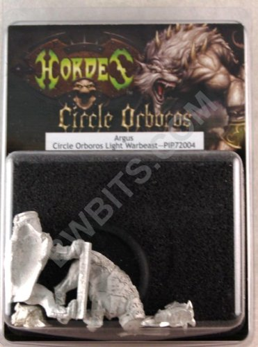 PIP72004 CIRCLE ORBOROS: ARGUS LIGHT WARBEAST VF