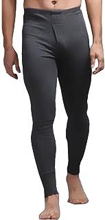 Men's 100% Ultra Pure Cotton Long Johns Heavy (240 GSM) Soft Underwear (Thermal Underwear) Ref:1190