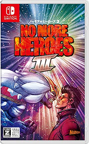 No More Heroes 3 -Switch