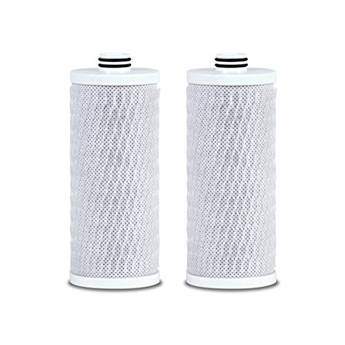 Aquasana AQ-CWM-R-D Replacement Filters for Clean Water Machine, 2-Pack, White, 2 Count