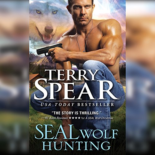 SEAL Wolf Hunting audiobook cover art