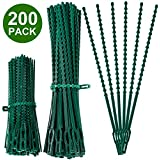 Hmrope 60PCS Reusable Fastening Cable Ties,...