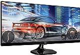 LG 25-inch (63.5 cm) UltraWide Monitor with Full HD (2560 x 1080) IPS Panel, HDMI Port, AMD Freesync - 25UM58 (Black)