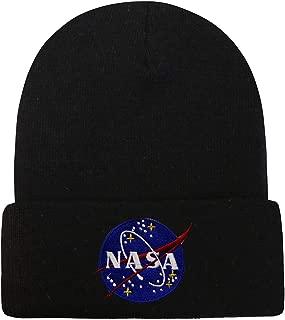 City Hunter Sk901 NASA Winter Ski Beanie Hat - 13 Colors