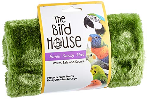 The Bird House Cozzzy Hut/Casa para pájaros, Amarillo