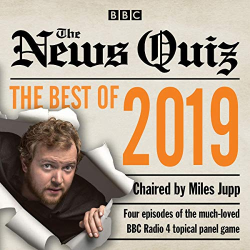 The News Quiz: Best of 2019 cover art