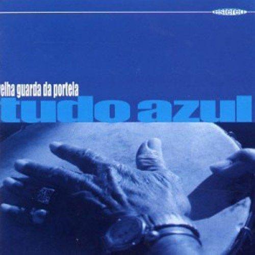 Velha Guarda da Portela - Cd Tudo Azul - 1999