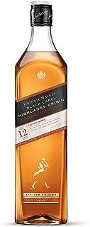 Johnnie Walker Johnnie Walker Black Label 12 Years Old Highlands Origin Limited Edition Whisky Blended Whisky 1 x 0.7 l