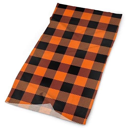 sexy world Lumberjack Plaid Scottish Orange Black Buffalo Magic ...