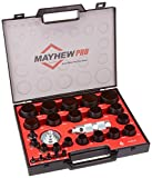 Mayhew Pro 66002 1/8-Inch to 2-Inch Imperial SAE Hollow Punch Set...
