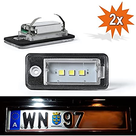 Do Led C01 5050 Smd Led Kennzeichenbeleuchtung Auto