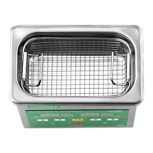 Ulsonix - Machine à laver à ultrasons Proclean 4.0 - Série Memory Quick - 4 litres de capacité - 120 W - Intensité ultrasonique - 40 kHz