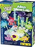 Thames & Kosmos Ooze Labs: Alien Slime Lab Science Experiment Kit & Lab Setup, 10 Experiments with Slime   A Parents' Choice Recommended Award Winner
