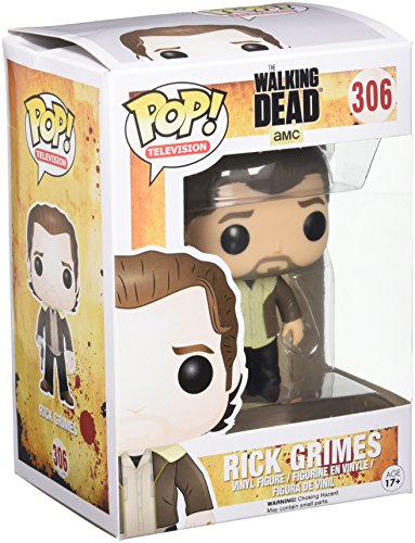 Funko Pop! - Vinyl: The Walking Dead: Season 5 Rick Grimes (