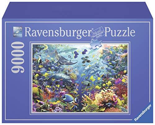 Ravensburger - Paraíso en el Fondo del mar, Puzzle 9000 Piezas (17807 0)