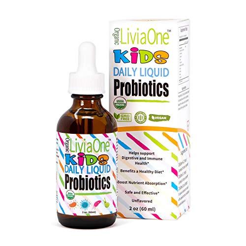 LiviaOne Daily Liquid Probiotics for Kids