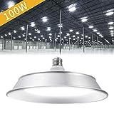 Viugreum 100W UFO Iluminación LED Alta, UFO...