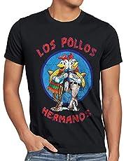 style3 Los Pollos T-shirt heren