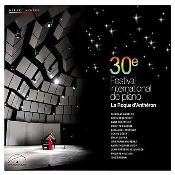 Une nuit à la Roque d'Anthéron 2010